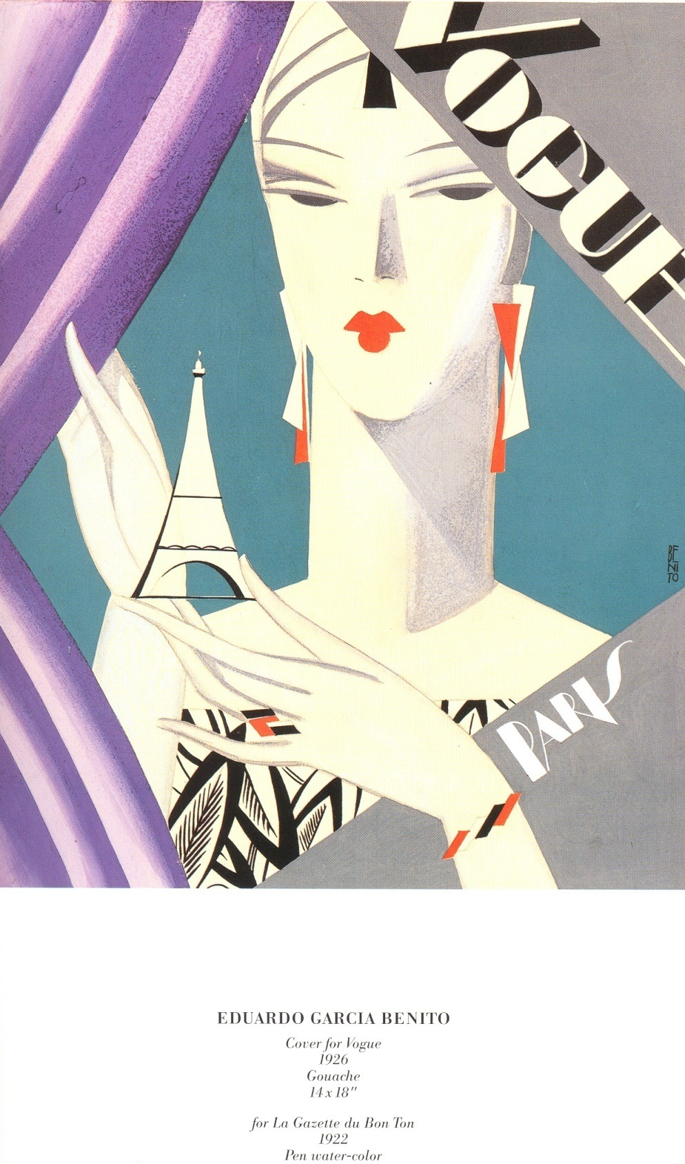 Vintage French Posters Art Deco Textiles in the Early ...